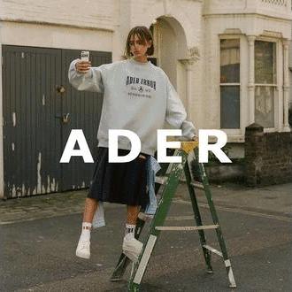 韩国小众穿搭ader error的衣服为什么这么好看?