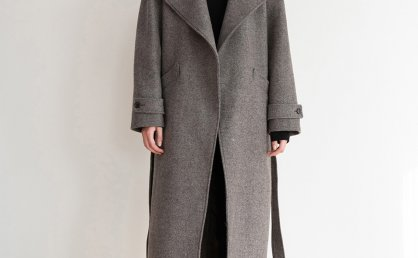 韩国设计师品牌大衣推荐给你