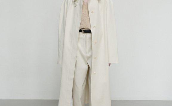 韩国设计师品牌LE 17 SEPTEMBRE 2021春夏简约百搭一粒扣西装外套