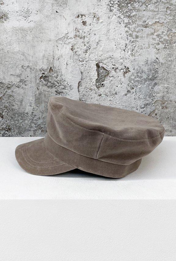 lowclassic 21秋冬 韩国设计师品牌 纯棉百搭鸭舌帽报童帽正品