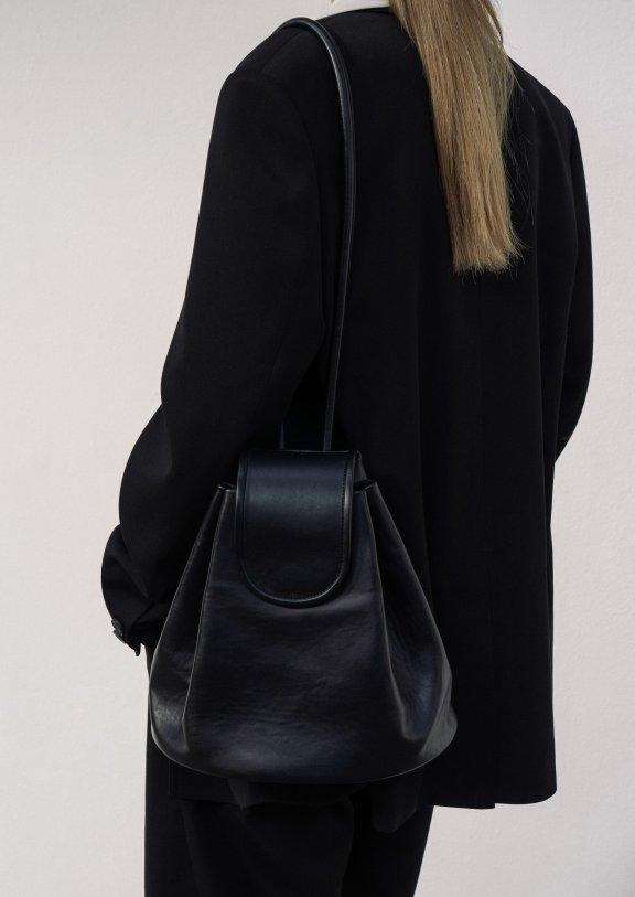 正品代购lowclassic 21秋冬 韩国设计师品牌 小众设计真皮单肩包