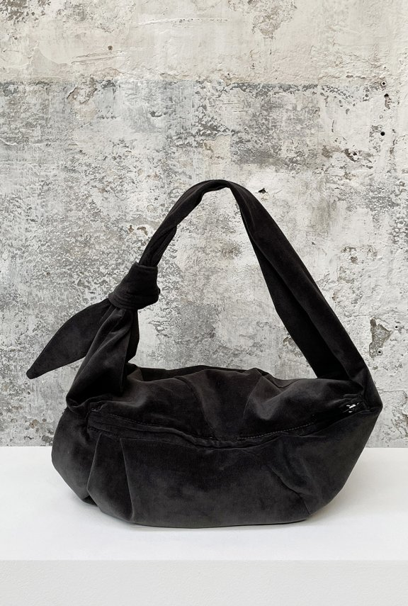 lowclassic 21秋冬 韩国设计师品牌 打结挎包手提云朵包腋下包