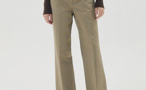 HAE BY HAEKIM 韩国设计师品牌 21秋冬 棉质阔腿裤长裤正品直邮